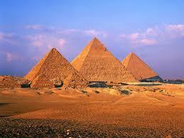 Las pirámides pueden jugar a favor o en contra.