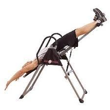 Relaja tu espalda con la tabla inversa