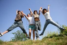 Los adolescentes quieren cambiar al mundo.