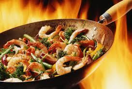 Aprende a usar el wok y todos se alegrarán.