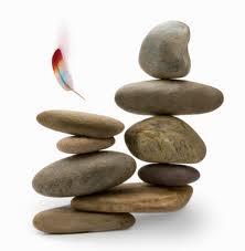 El equilibrio en la vida es la mejor forma de compensar.