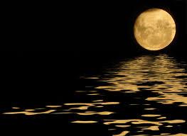 La luna llena y luna nueva son importantes.