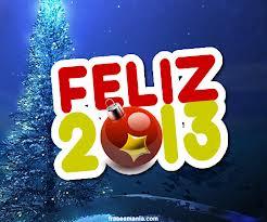 bienvenido 2013