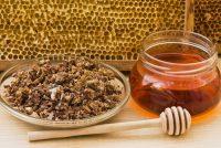 Miel con propoleo