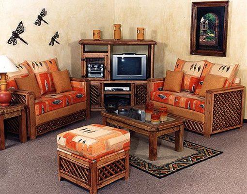 Ideas en decoraci n con muebles r sticos para interiores - Fotos muebles rusticos ...