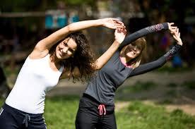 Se debe hacer ejercicios toda la vida.