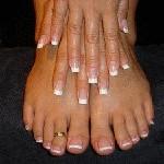 El mejor masaje para la salud, debajo de las uñas