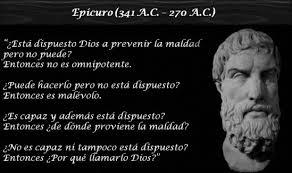 Mejorarás tus pensamientos con Epicuro.