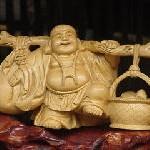 El Buda feliz, gordo o de la suerte