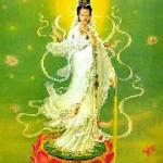 Invocación a la Buda de la compasión y misericordia, Kwan Yin