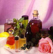 Magia con perfumes