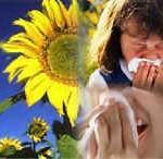 Las alergias al viajar a otros lugares.