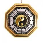 Punto del equilibrio de la vida con el Yin y Yang. El equilibrio.