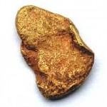 El oro, las gotas del Sol que dan riqueza.