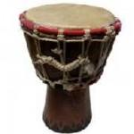 Instrumentos de percusión, magia y salud.