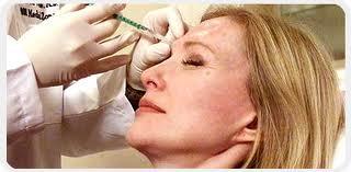 El botox es recomendable para pequeñas áreas.