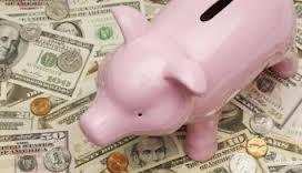 El ahorro y el control de gastos son necesarios.