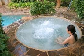 Beneficios de las aguas termales.