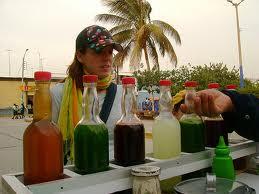 Prepara en casa bebidas de plantas medicinales.