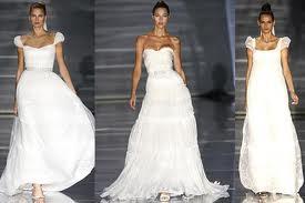 El mejor vestido de novia.