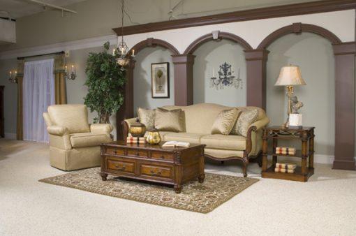 muebles rusticos sala